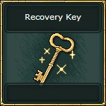 Tibia Recovery Key (Game Code)