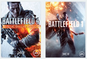 Conta Origin BF1 premium pass, bf4 deluxe e the sims 4