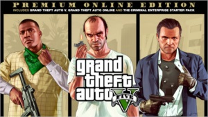 GTA V Premium Edition - Conta Epic Games