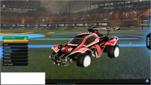 Octane Branco rocket league