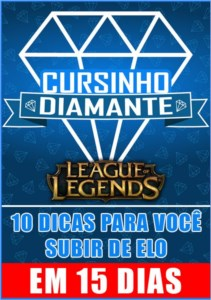 Ebook League Of Legends Suba De Elo Em 15 Dias