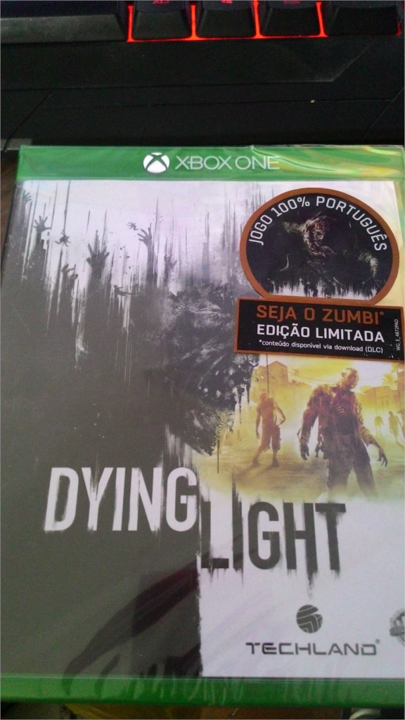 XBOX-ONE - Dying Light [ LACRADO ]