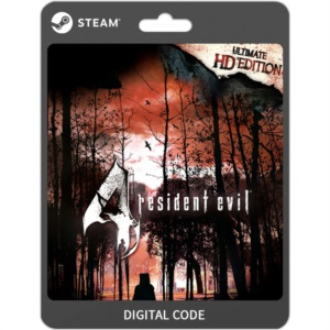 Resident Evil 4; Ultimate HD Edition STEAM KEY