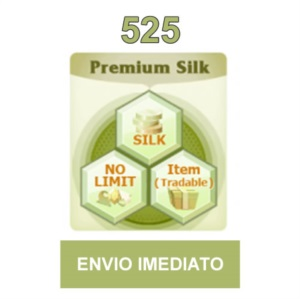 525 SILK ROAD PREMIUM - PRONTA ENTREGA - LEVEL UP GAMES