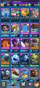 clash royale level 13
