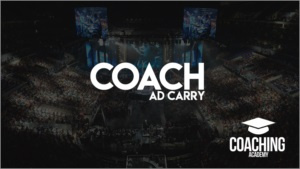 COACH / ADCARRY [ COACHING ACADEMY ]
