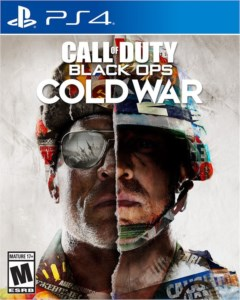 Call Of Duty Black Ops Cold War PS4 mídia digital primária