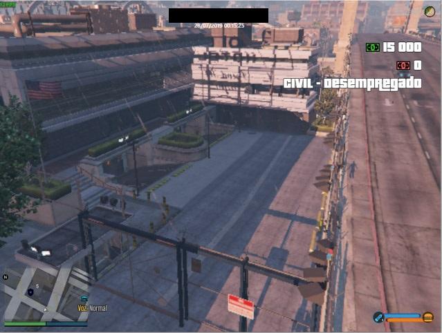 Outros - Base Fivem ESX Completa só colocar e rodar! - DFG