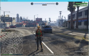 Upando Gta V On-line Pc $1.5bi Nível 1300