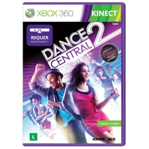 Dance Central 2 Xbox 360 Mídia Digital Código De 25 Dígitos