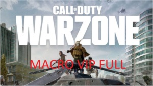 MACRO CALL OF DUTY WARZONE 100% SEGURO - ALL ARMAS