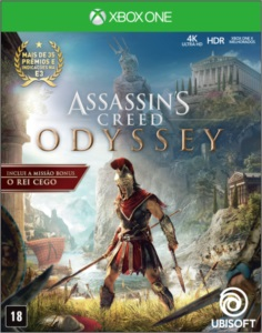 Assassins Creed Odyssey Xbox One Digital Online