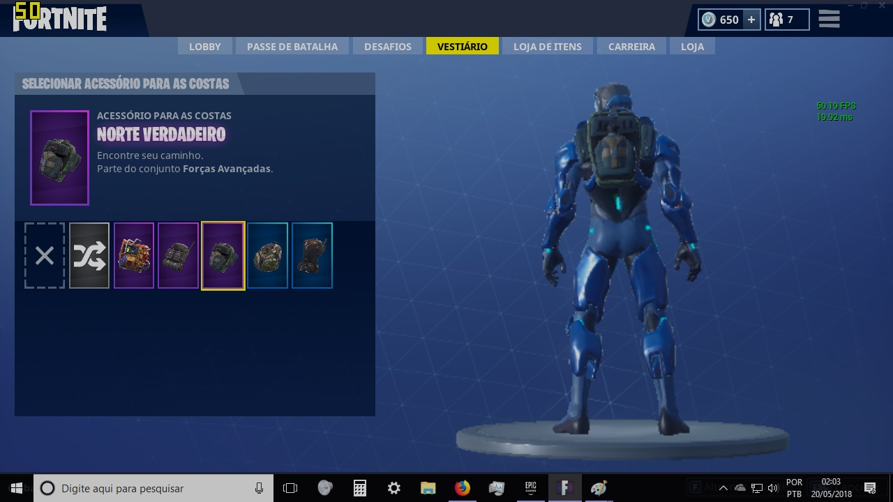 Conta Fornite Xbox/PC