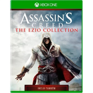 ASSASSIN'S CREED THE EZIO COLLECTION XBOX ONE MIDIA DIGITAL