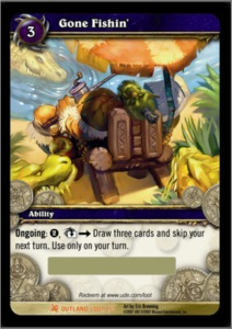 WOW TCG Toy - Gone Fishin (código digital)