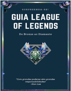 E-Book guia de como subir do bronze ao diamante