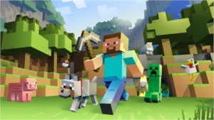conta de minecraft original para pc
