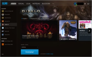 Conta Blizzard Com Overwatch Wow Legion Diablo 3