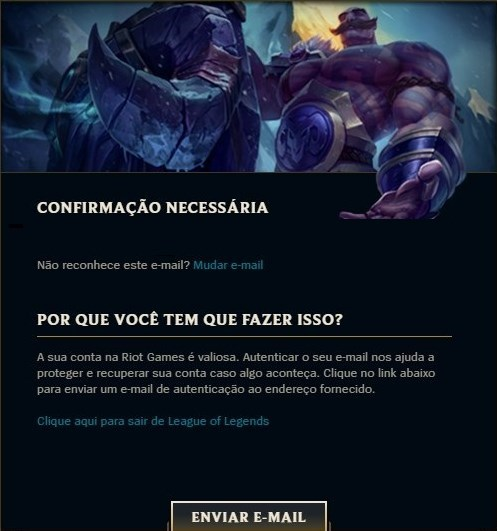 CONTAS UNRANKED LEAGUE OF LEGENDS BR