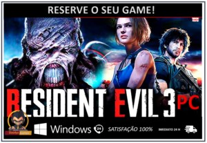 Resident Evil 3 Remake Biohazard - Pc