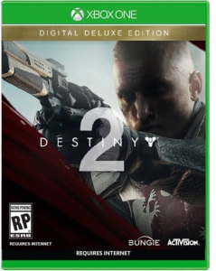 Destiny 2 Deluxe Editon + Dying Ligth The Following