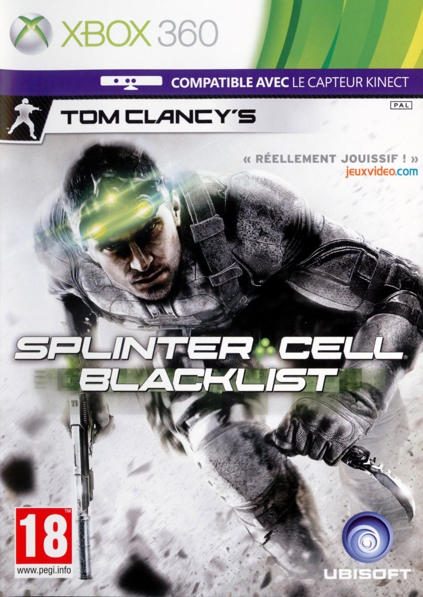 Splinter Cell BlackList Xbox Digital Online