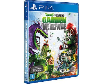 Plants X Zombies Garden Warfare PS4