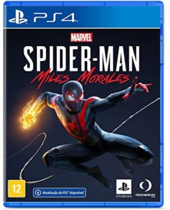 Spider Man Miles Morales Ps4 Mídia Digital Primária