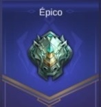 Upo Elo Mobile Legends Ate épico 1