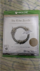The Elder scrolls online lacrado original