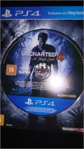 Game Uncharted 4 A Thief's end