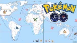 Pokemon GO Captura Unows e Regionais