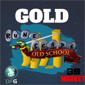 Gold/Cash Runescape OldSchool OSRS