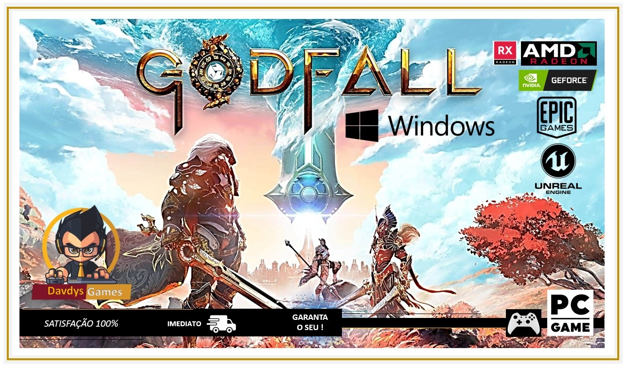Godfall - Epic Online PC