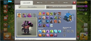 CLASH OF CLANS CV 12 RECENTE
