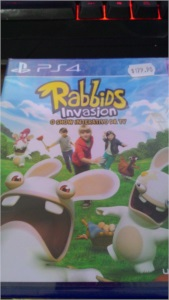 PS4 - Rabbids Invasion The TV Show [ LACRADO ]