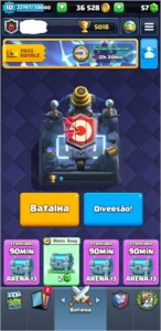 Clash royale level 10 Full cartas