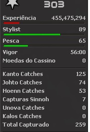 Wingeon 300+ Light(com pokemons/cash)+Psy Wind 270