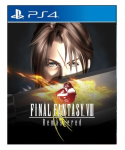Final Fantasy 8+9 PS4 Digital