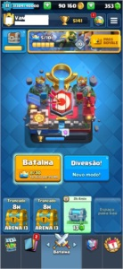 EXP 11 CLASH ROYALE DECK MORTEIRO