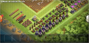 Clash Of Clans cv 11