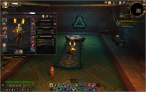 CONTA WOW + SHADOWLANDS + 8 PERSONAGENS 120 + DIABLO FULL