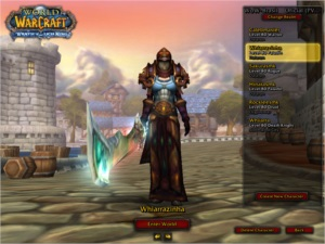 Conta World Of Warcraft Br