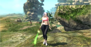 Gold Blade and Soul