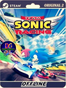 Team Sonic Racing PC Steam Offline