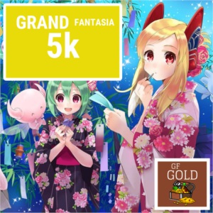 GOLD GRAND FANTASIA 5K