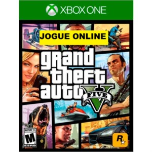 GTA V Xbox One Digital Online