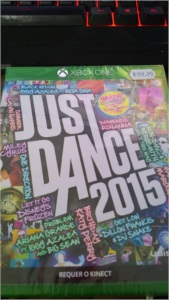 XBOX-ONE - Just Dance 2015 [ LACRADO ]