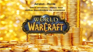 100K WoW Gold Azralon Horda