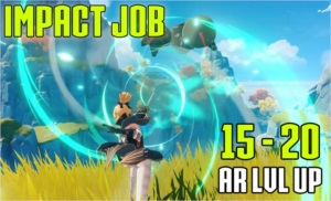 Impact job - Ar up 15 - 20
